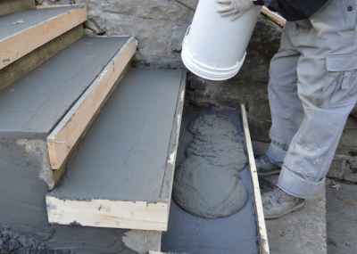 Concrete Stair Repair Services Concrete Stairs Pros